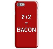 Math Bacon iPhone Case/Skin
