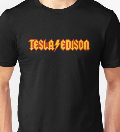 Tesla Edison Unisex T-Shirt