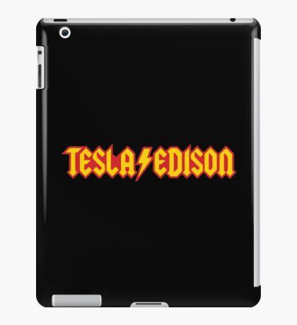 Tesla Edison iPad Case/Skin