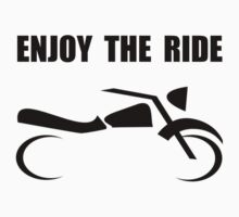 Enjoy Ride Motorcycle Kids Clothes
