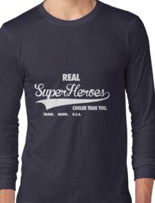 Superhero Superdry Long Sleeve T-Shirt