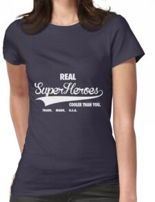 Superhero Superdry Womens Fitted T-Shirt