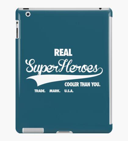 Superhero Superdry iPad Case/Skin