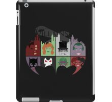 Gotham Villains iPad Case/Skin