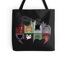Gotham Villains Tote Bag