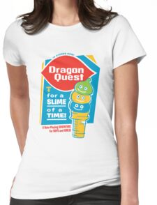 DQ Womens Fitted T-Shirt