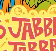 Yo, Jabba! Sticker