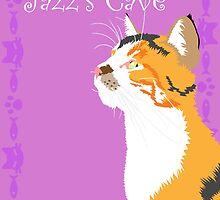 Jazz's Cave by Kayla Dibble