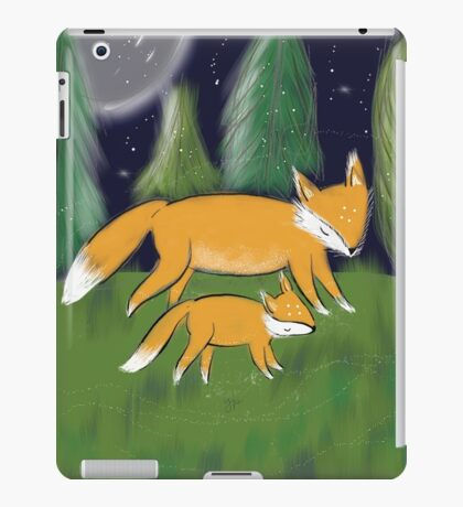 Fox Hunt iPad Case/Skin