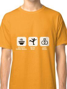Yuri's Daily Life Classic T-Shirt