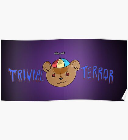 Trivial Terror Podcast Poster