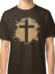 Jesus Christ Son of God Lord Crucifix Classic T-Shirt