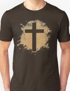 Jesus Christ Son of God Lord Crucifix Unisex T-Shirt