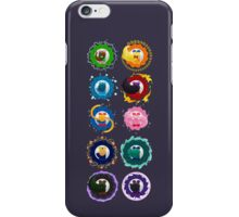 Spinning Senshi (all scouts) iPhone Case/Skin