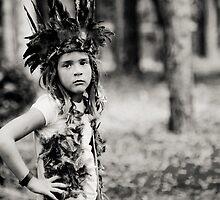 Child Forest Portrait 3 by EmilyRoseMagic