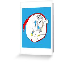 The Little One Greeting Card