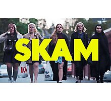 SKAM - girl squad Photographic Print