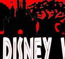Walt Disney World (Jurassic Park) Sticker