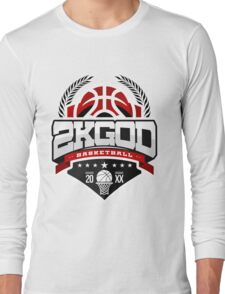 NBA 2KGOD Long Sleeve T-Shirt
