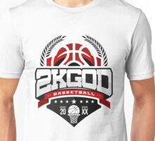NBA 2KGOD Unisex T-Shirt