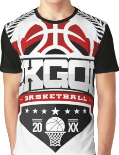 NBA 2KGOD Graphic T-Shirt