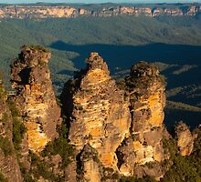 The Three Sisters by Gabor Pozsgai