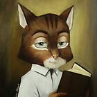 Charles Catson by kaydi-did-art