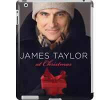 James Taylor Special at Christmas iPad Case/Skin