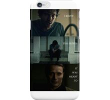I Know This Hurts iPhone Case/Skin