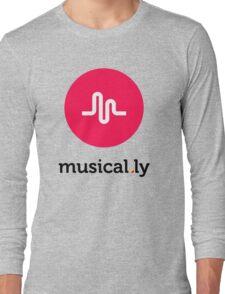 musically 3 Long Sleeve T-Shirt