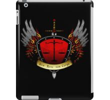 Aranor Crest iPad Case/Skin
