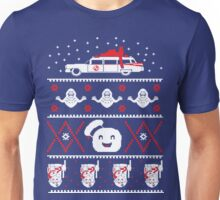 Who Ya Gonna Call Ugly Sweater T-Shirt Unisex T-Shirt