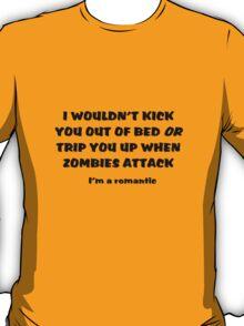 Zombie Bedroom Romance T-Shirt