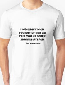 Zombie Bedroom Romance Unisex T-Shirt