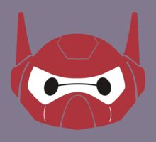 Baymax Head with Helmet Kids Clothes