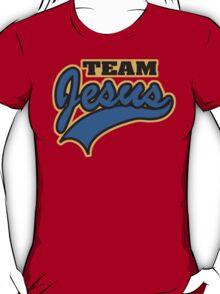 Team Jesus Christ Son of God Lord T-Shirt