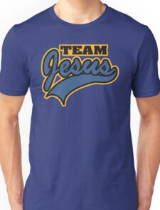 Team Jesus Christ Son of God Lord Unisex T-Shirt