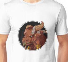 Dragonborn Cleric (Injured) Unisex T-Shirt
