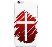 Jesus Christ Son of God Lord Cross iPhone Case/Skin