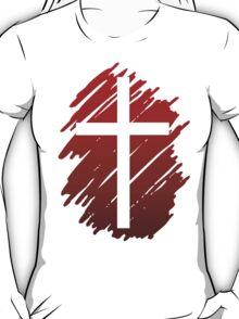 Jesus Christ Son of God Lord Cross T-Shirt