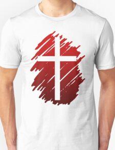 Jesus Christ Son of God Lord Cross Unisex T-Shirt