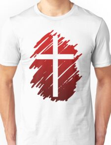 Jesus Christ Son of God Lord Cross Unisex T-Shirt
