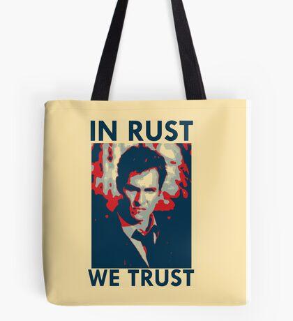 Iconic - In Rust We Trust Tote Bag