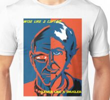 Clever Like a Smuggler Wise like a Captain Unisex T-Shirt