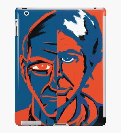 Clever Like a Smuggler Wise like a Captain iPad Case/Skin