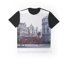 London Bus Graphic T-Shirt
