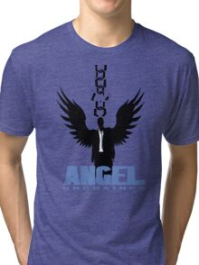 Angel Unchained Tri-blend T-Shirt