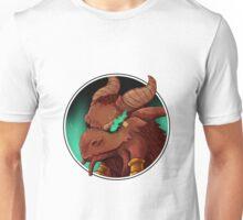 Dragonborn Cleric (Buffed) Unisex T-Shirt