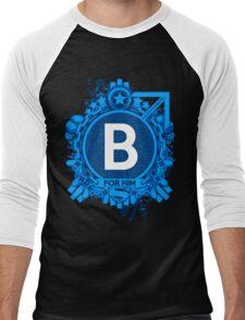 FOR HIM - B Men's Baseball ¾ T-Shirt