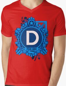 FOR HIM - D Mens V-Neck T-Shirt